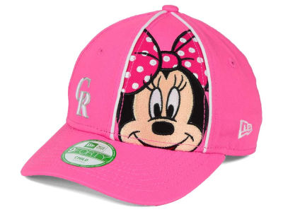 MLB Face Front Minnie 9FORTY Cap