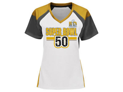 Super Bowl 50 NFL Women's SB50 Draft Me T-Shirt