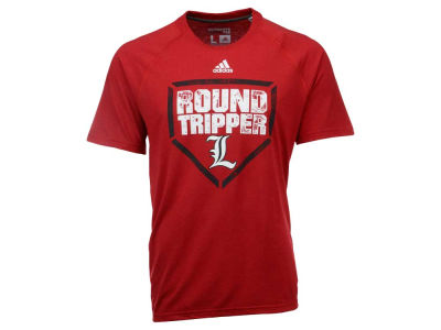 Louisville Cardinals adidas NCAA Men's Round Tripper Ultimate T-Shirt