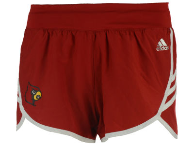 "Louisville Cardinals adidas NCAA Women's Mini Logo 2"" Shorts"