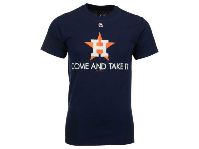 Houston Astros MLB Men's Come and Take it T-Shirt