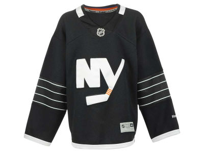 New York Islanders Reebok NHL CN Youth Premier Jersey