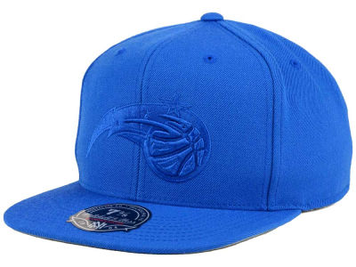 Orlando Magic Mitchell and Ness NBA Tonal TC Hi Crown Fitted Cap