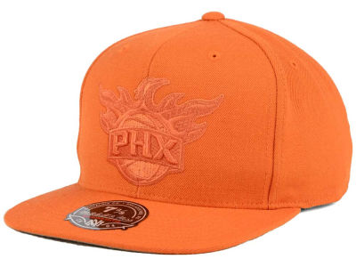Phoenix Suns Mitchell and Ness NBA Tonal TC Hi Crown Fitted Cap