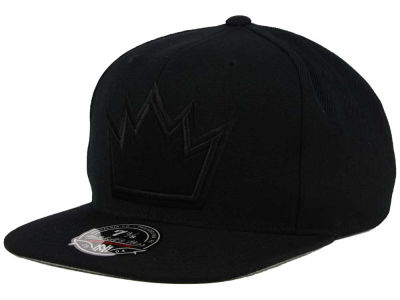 Sacramento Kings Mitchell and Ness NBA Tonal TC Hi Crown Fitted Cap