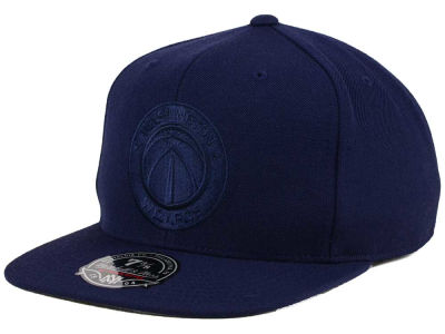 Washington Wizards Mitchell and Ness NBA Tonal TC Hi Crown Fitted Cap