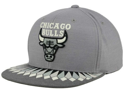 Chicago Bulls Mitchell and Ness NBA Variant Snapback Cap