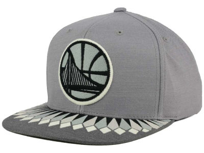 Golden State Warriors Mitchell and Ness NBA Variant Snapback Cap