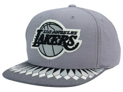 Los Angeles Lakers Mitchell and Ness NBA Variant Snapback Cap