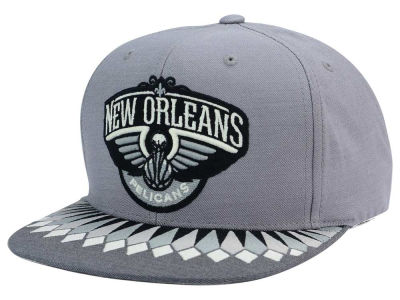 New Orleans Pelicans Mitchell and Ness NBA Variant Snapback Cap