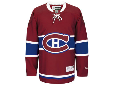 Montreal Canadiens NHL CN Youth Premier Jersey