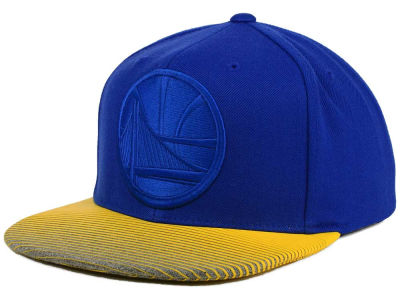 Golden State Warriors Mitchell & Ness NBA City Undervisor Snapback Cap