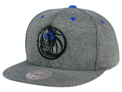 Dallas Mavericks Mitchell and Ness NBA Broad Street 2.0 Snapback Cap