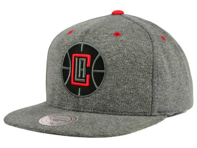 Los Angeles Clippers Mitchell and Ness NBA Broad Street 2.0 Snapback Cap