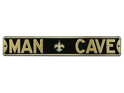 New Orleans Saints Authentic Street Signs Authentic Street Sign Man Cave