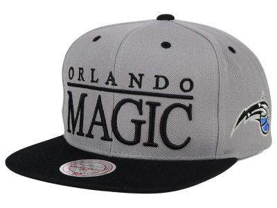 Orlando Magic Mitchell and Ness NBA Top Shelf Snapback Cap