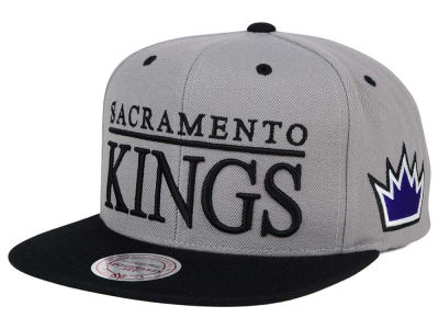 Sacramento Kings Mitchell and Ness NBA Top Shelf Snapback Cap