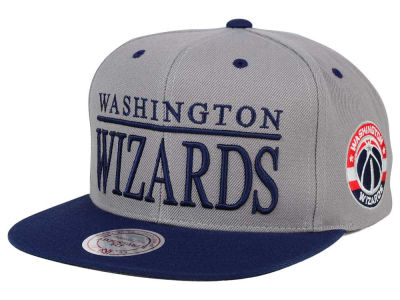 Washington Wizards Mitchell & Ness NBA Top Shelf Snapback Cap