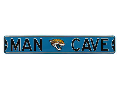 Jacksonville Jaguars Authentic Street Signs Authentic Street Sign Man Cave