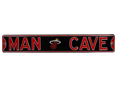 Miami Heat Authentic Street Sign Man Cave
