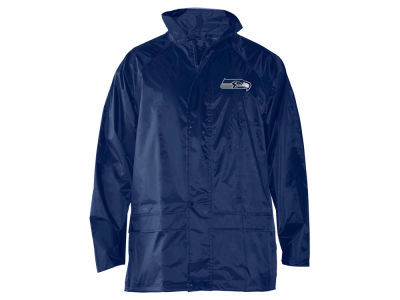 Seattle Seahawks NFL Men's Rain Jacket