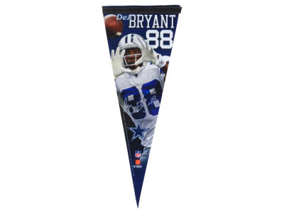 Dallas Cowboys Dez Bryant 12x30 Premium Player Pennant