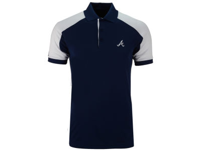 Atlanta Braves MLB Men's Century Polo Shirt