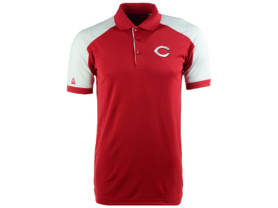 Cincinnati Reds MLB Men's Century Polo Shirt