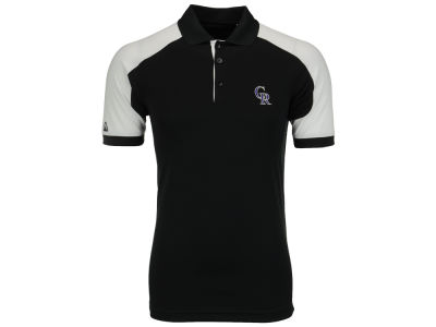 Colorado Rockies MLB Men's Century Polo Shirt