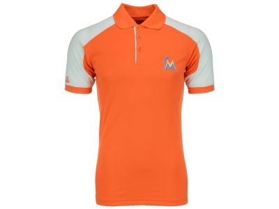 Miami Marlins MLB Men's Century Polo Shirt