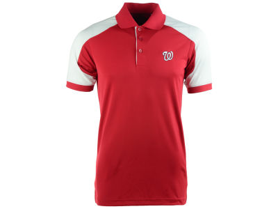 Washington Nationals MLB Men's Century Polo Shirt
