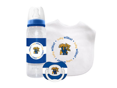 Kentucky Wildcats 3pc Baby Gift Set