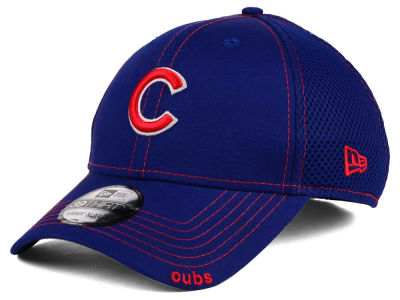 Chicago Cubs New Era MLB Core Neo 39THIRTY Cap
