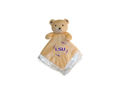 LSU Tigers Security Bear Blanket