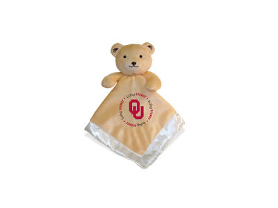 Oklahoma Sooners Security Bear Blanket