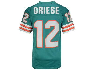 Miami Dolphins Bob Griese Mitchell & Ness NFL Replica Throwback Jersey
