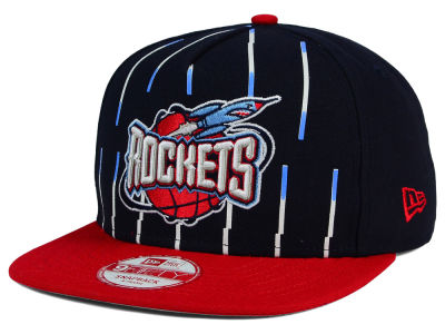 Houston Rockets New Era NBA Logo Mural Snap 9FIFTY Cap