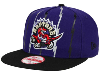 Toronto Raptors New Era NBA Logo Mural Snap 9FIFTY Cap