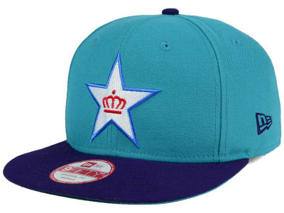 Charlotte Hornets New Era NBA HWC Team Oversizer 9FIFTY Snapback Cap