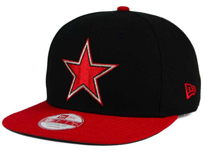 Houston Rockets New Era NBA HWC Team Oversizer 9FIFTY Snapback Cap