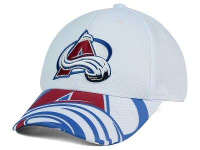Colorado Avalanche Reebok NHL 2nd Season Draft Flex Cap