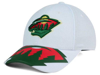 Minnesota Wild Reebok NHL 2nd Season Draft Flex Cap
