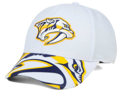 Nashville Predators Reebok NHL 2nd Season Draft Flex Cap