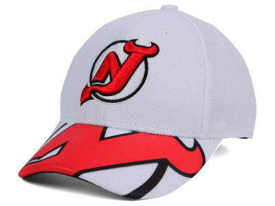 New Jersey Devils Reebok NHL 2nd Season Draft Flex Cap
