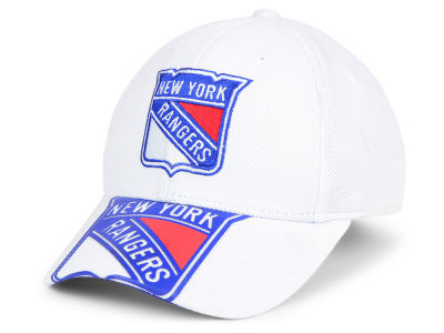 New York Rangers Reebok NHL 2nd Season Draft Flex Cap