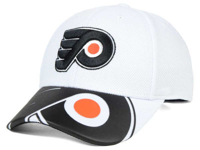 Philadelphia Flyers Reebok NHL 2nd Season Draft Flex Cap