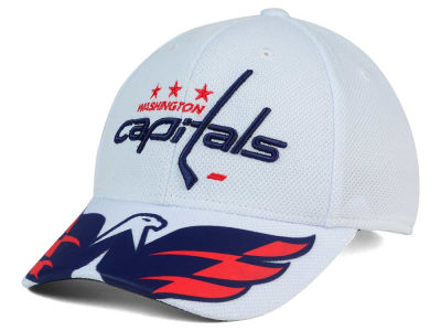 Washington Capitals Reebok NHL 2nd Season Draft Flex Cap