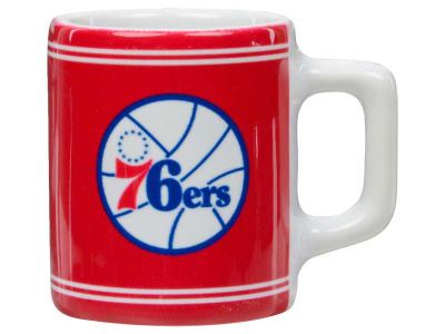 Philadelphia 76ers Sublimated Mini Mug-2oz.