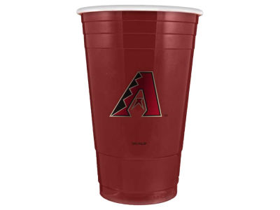 Arizona Diamondbacks 16oz Plastic Double Wall Cup