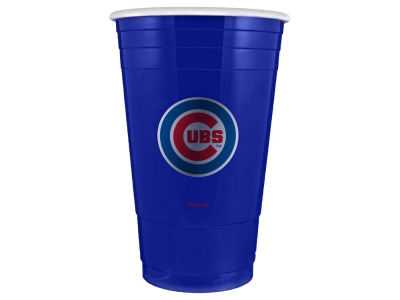 Chicago Cubs 16oz Plastic Double Wall Cup